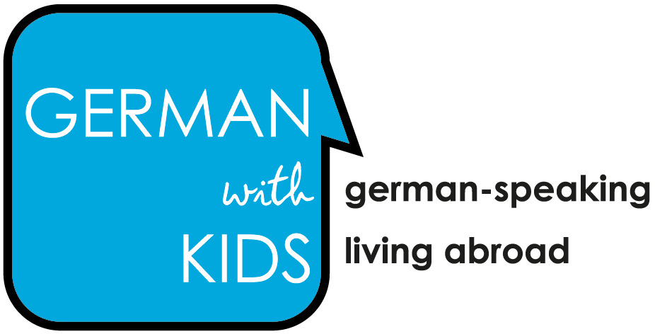 German with German speaking kids living abroad